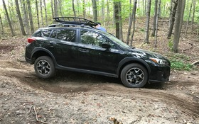 Subaru Forester Off Road >> 2018 Subaru Outback Forester And Crosstrek Off Road On Point