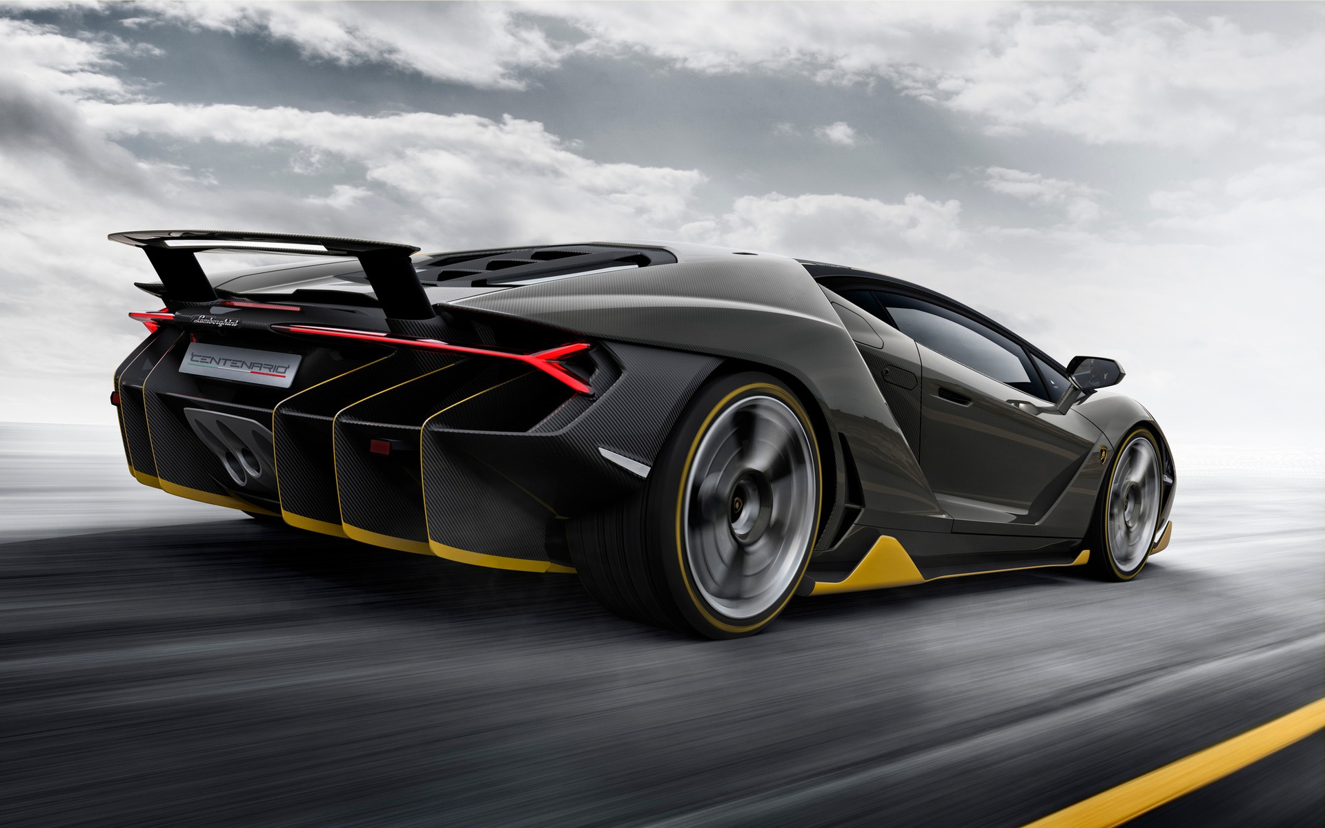 Lamborghini Centenario Celebrating 100 Years The Car Guide