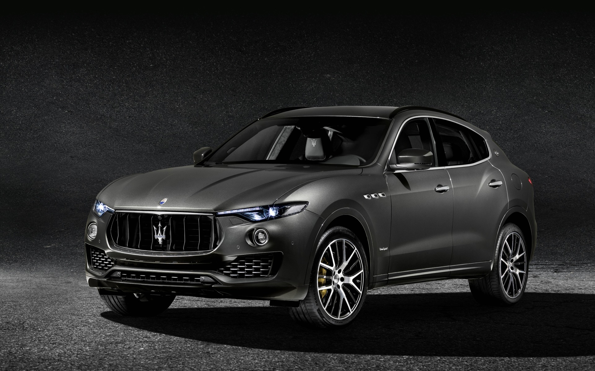 des am liorations pour le maserati levante 2018 2 7. Black Bedroom Furniture Sets. Home Design Ideas