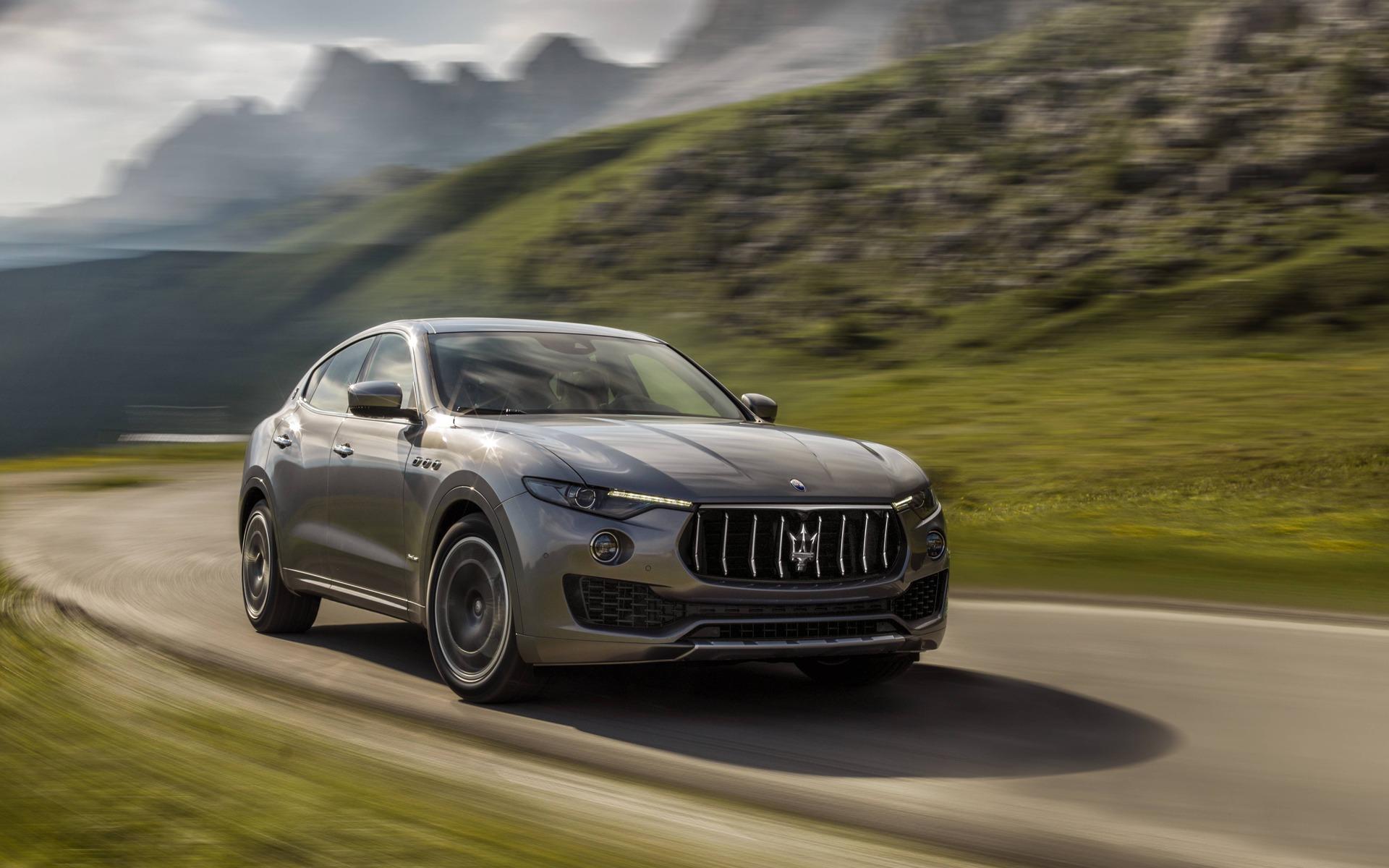 Maserati Levante GranLusso 2018