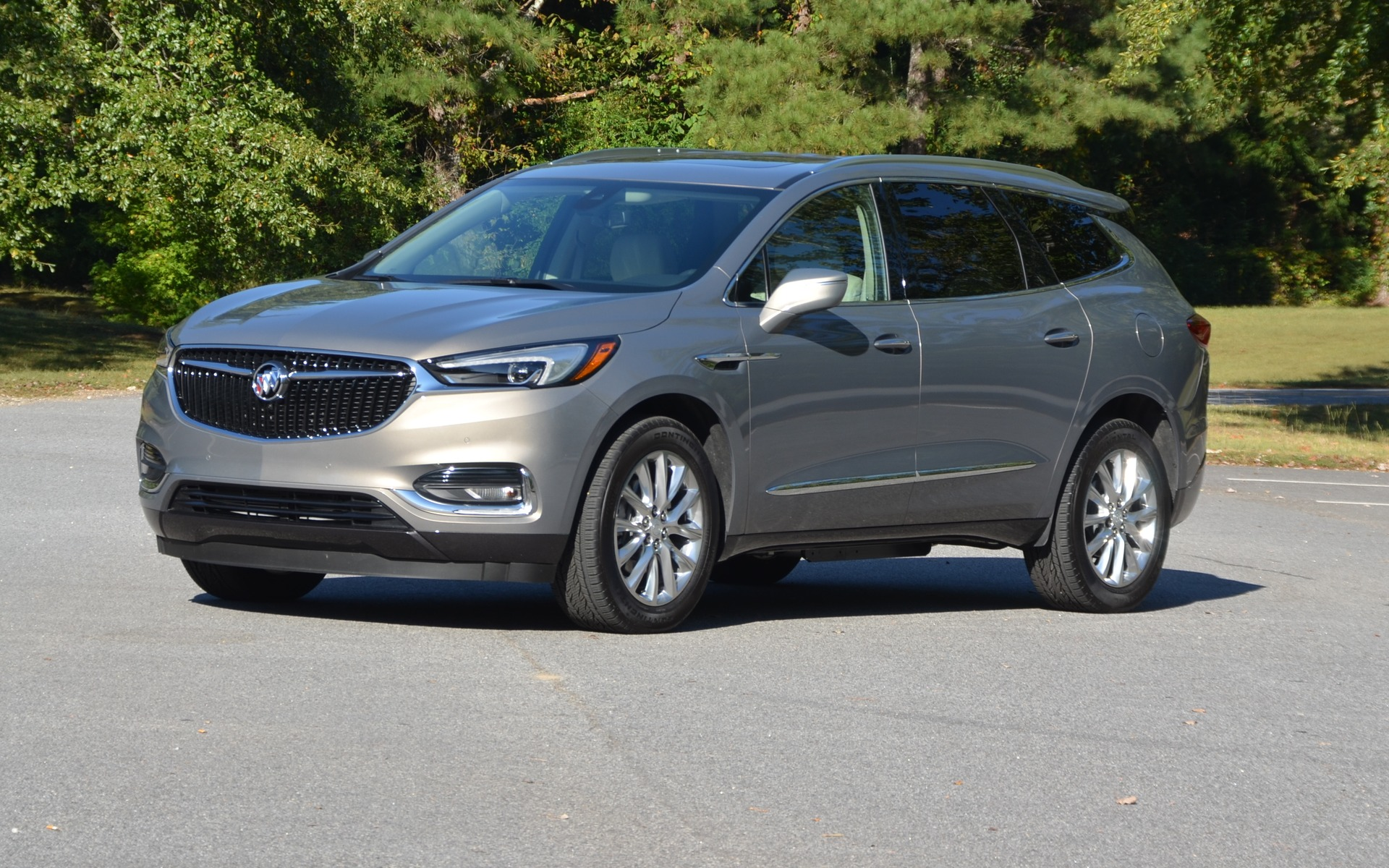 2018 buick enclave: introducing the avenir - the car guide