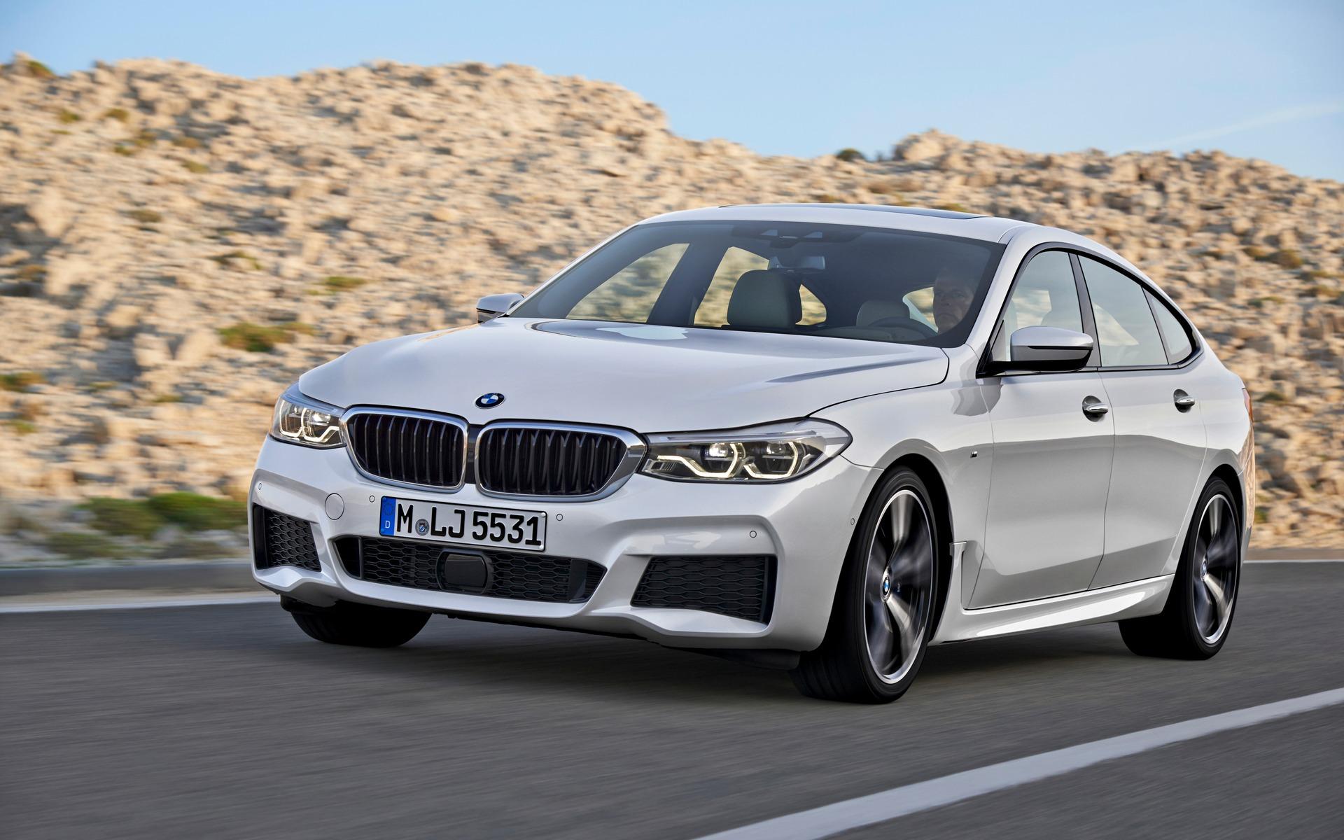 <p>BMW S&eacute;rie 6 Gran Turismo 2018</p>