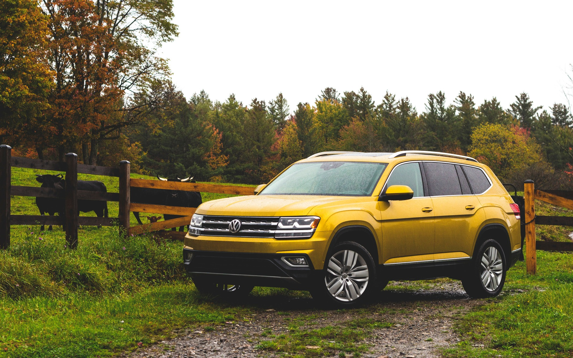 2018 Volkswagen Atlas Let S Sell Them A Big Suv The Car Guide