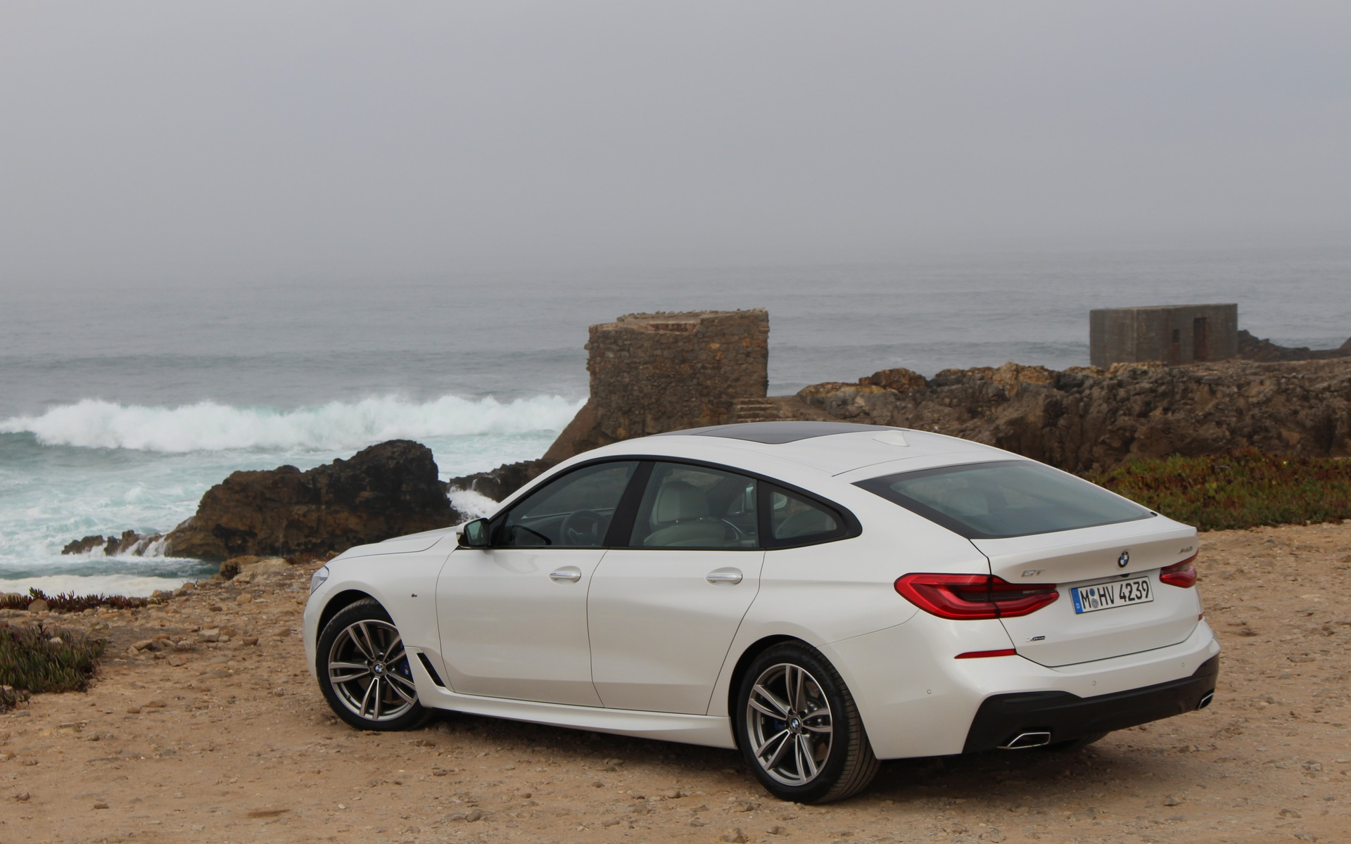 Bmw 640i 2017 >> 2018 BMW 640i xDrive Gran Turismo: The New Face of the 6 Series - 2/31