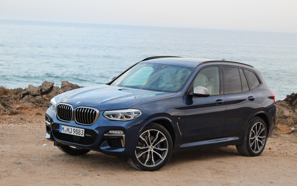 2018 bmw x3 improved in all the right places the car guide. Black Bedroom Furniture Sets. Home Design Ideas