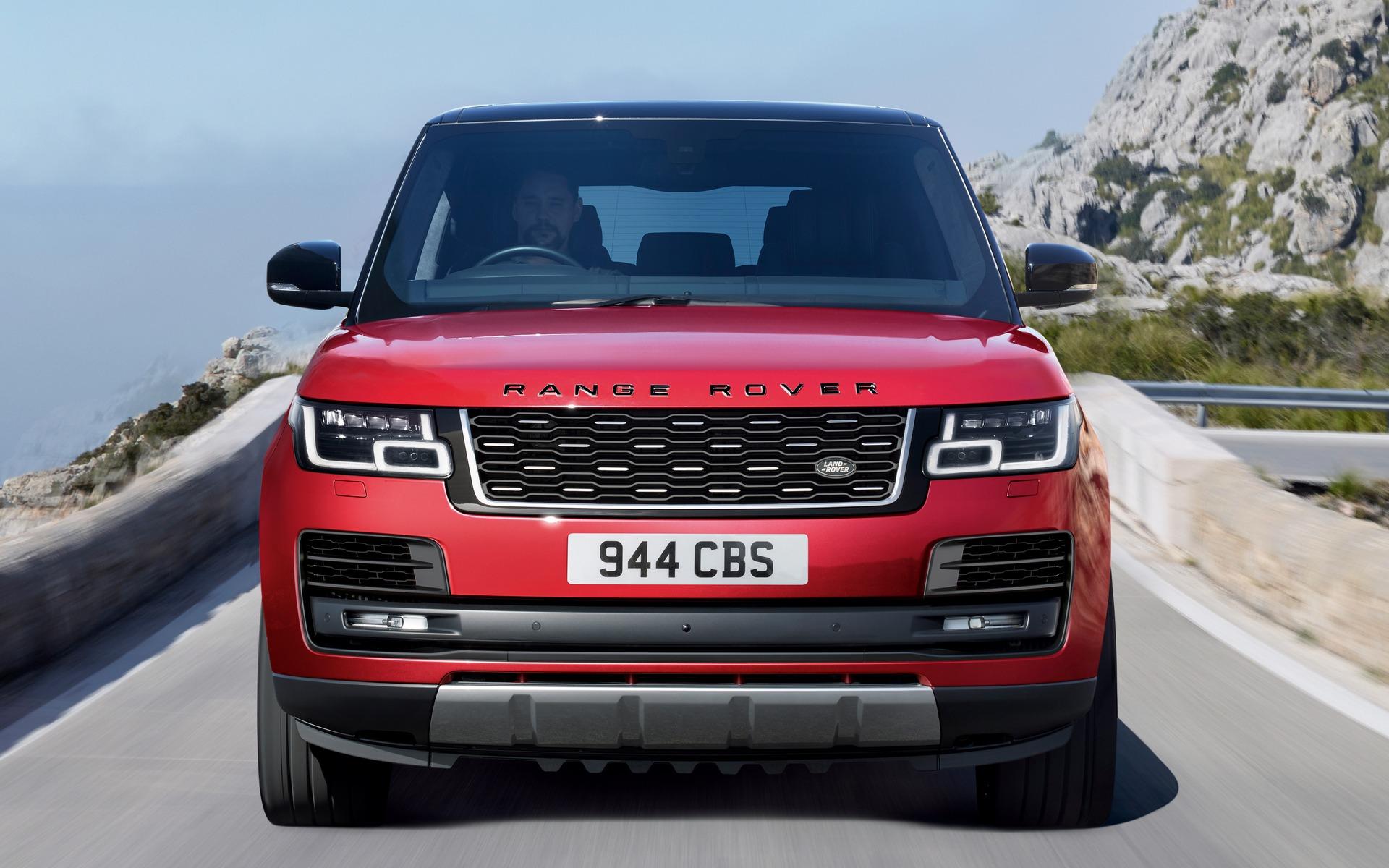<p>2018 Range Rover SVAutobiography Dynamic</p>