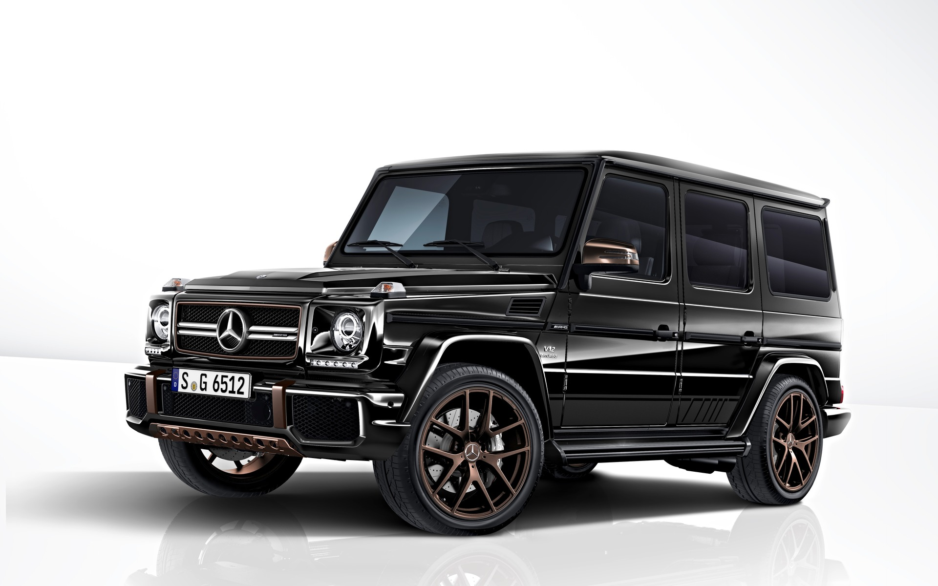 Mercedes Classe G >> Mercedes Amg G 65 Final Edition The Brute Retires The Car