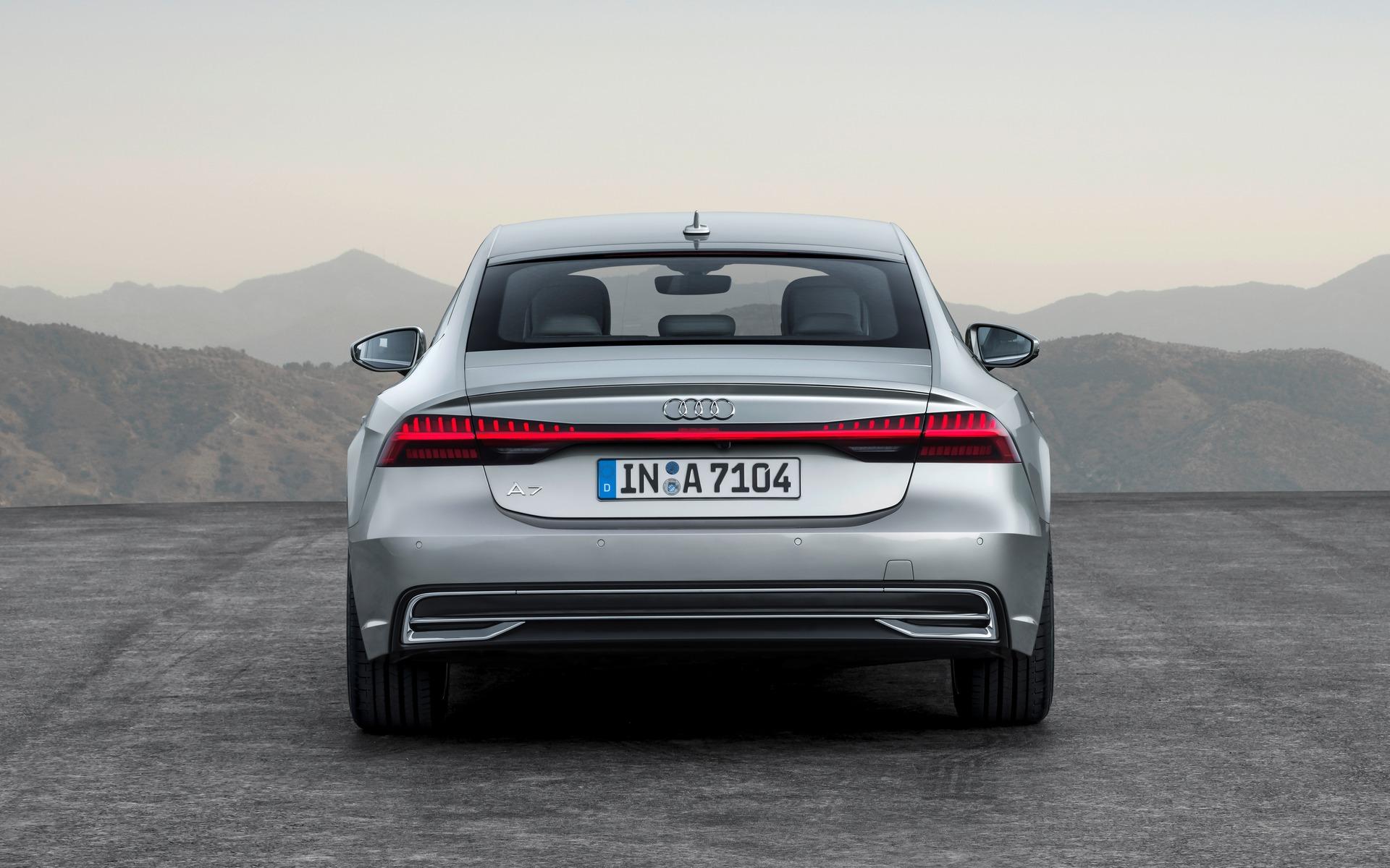 2019 Audi A7 Sportback Generation Two 25 29
