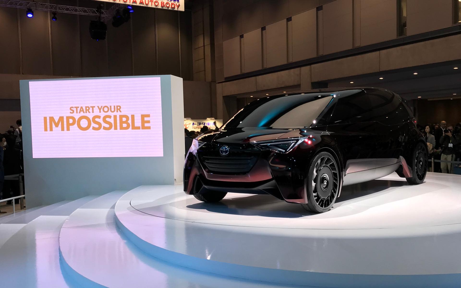 Toyota Fine Ride Concept