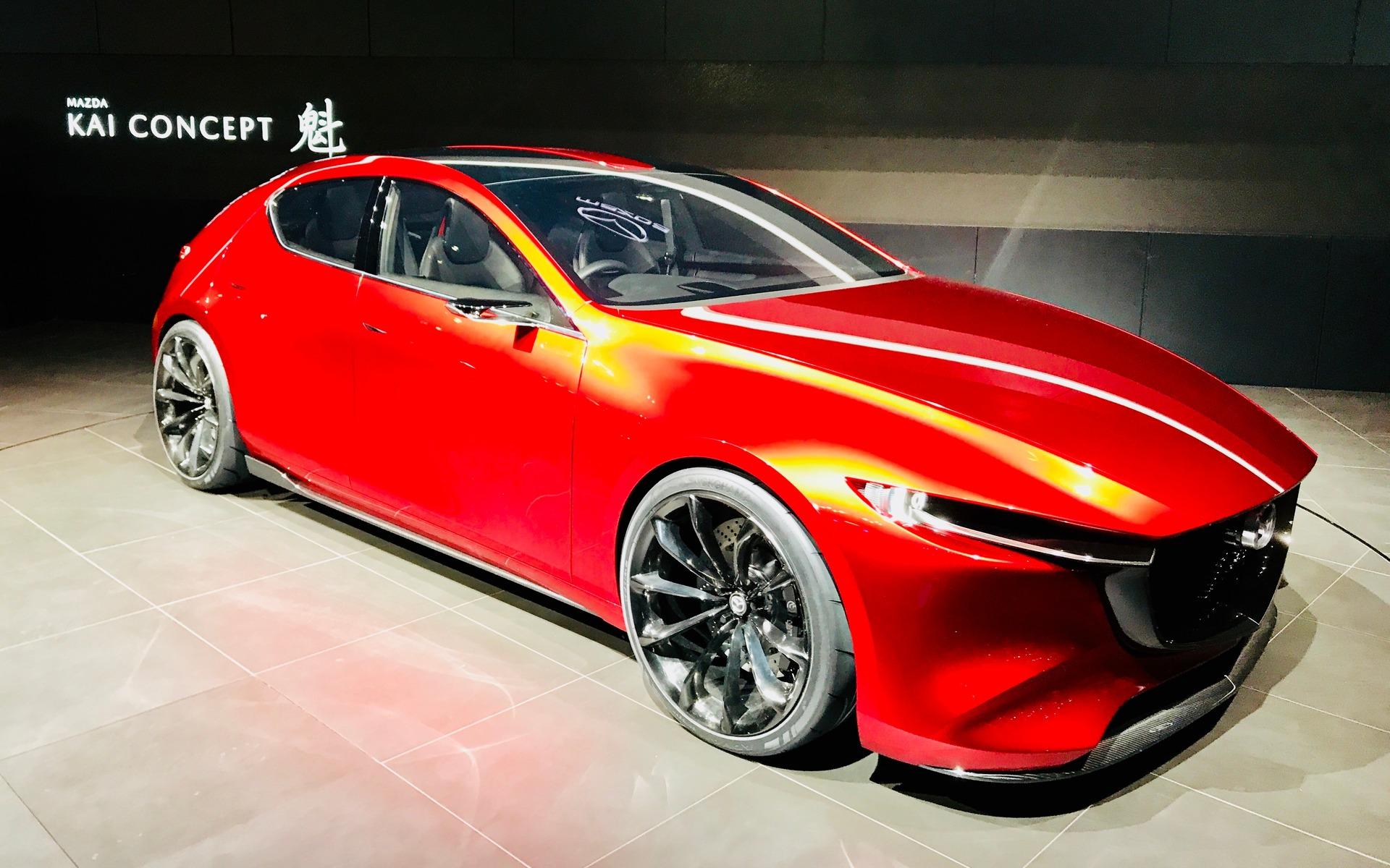 Mazda Kai Concept : La Prochaine Mazda3 Sport