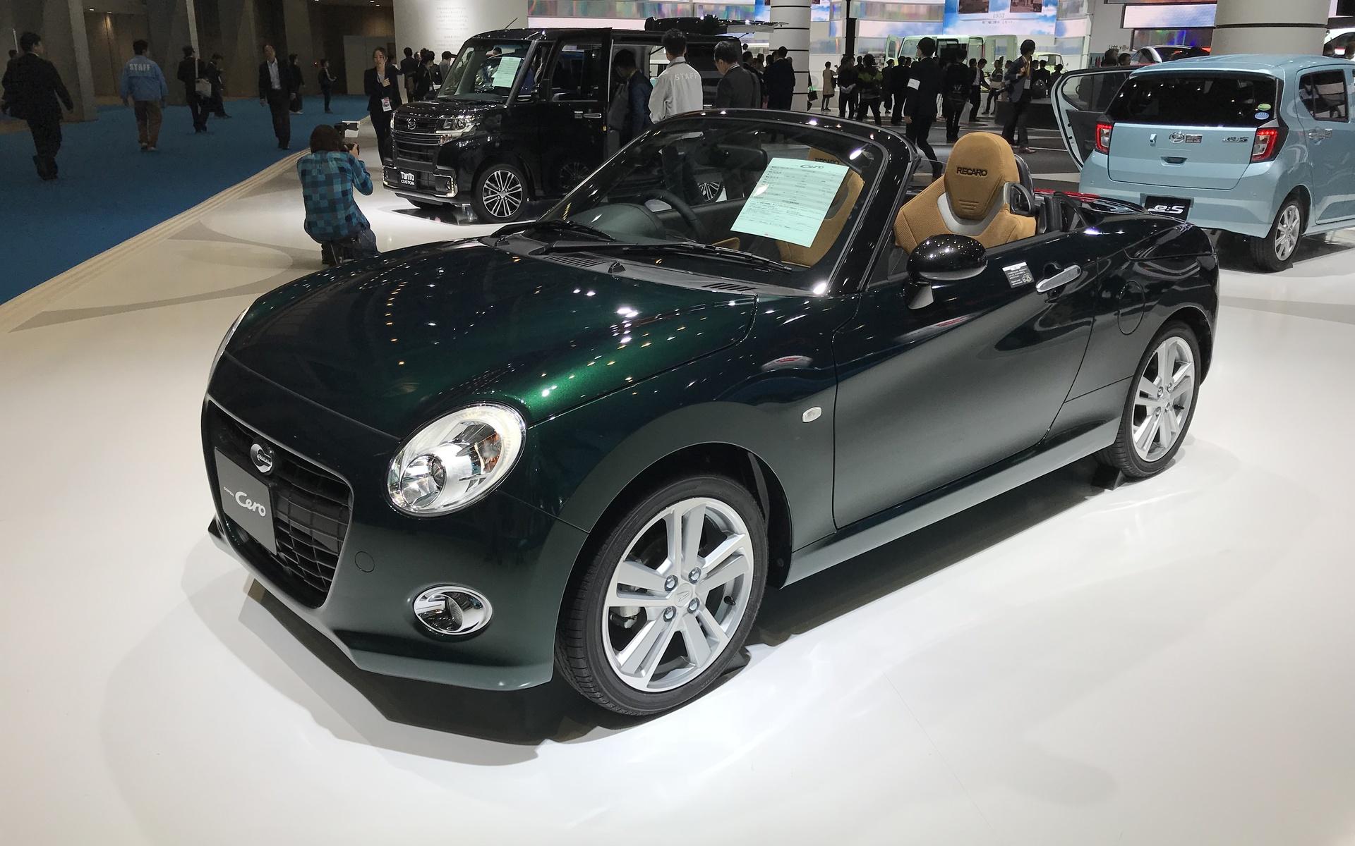 <p>Daihatsu Copen Cero</p>