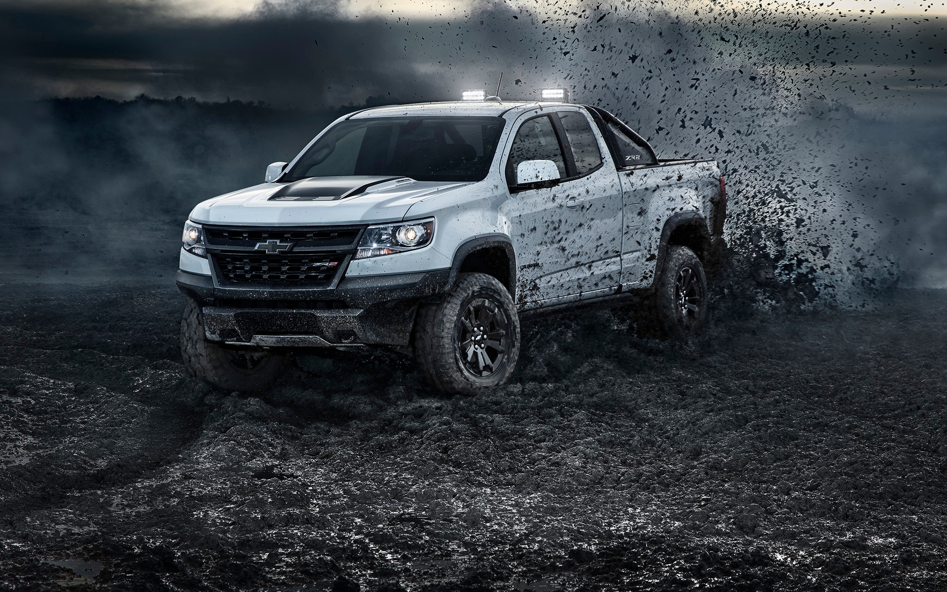 <p>Chevrolet Colorado ZR2 édition Dusk</p>