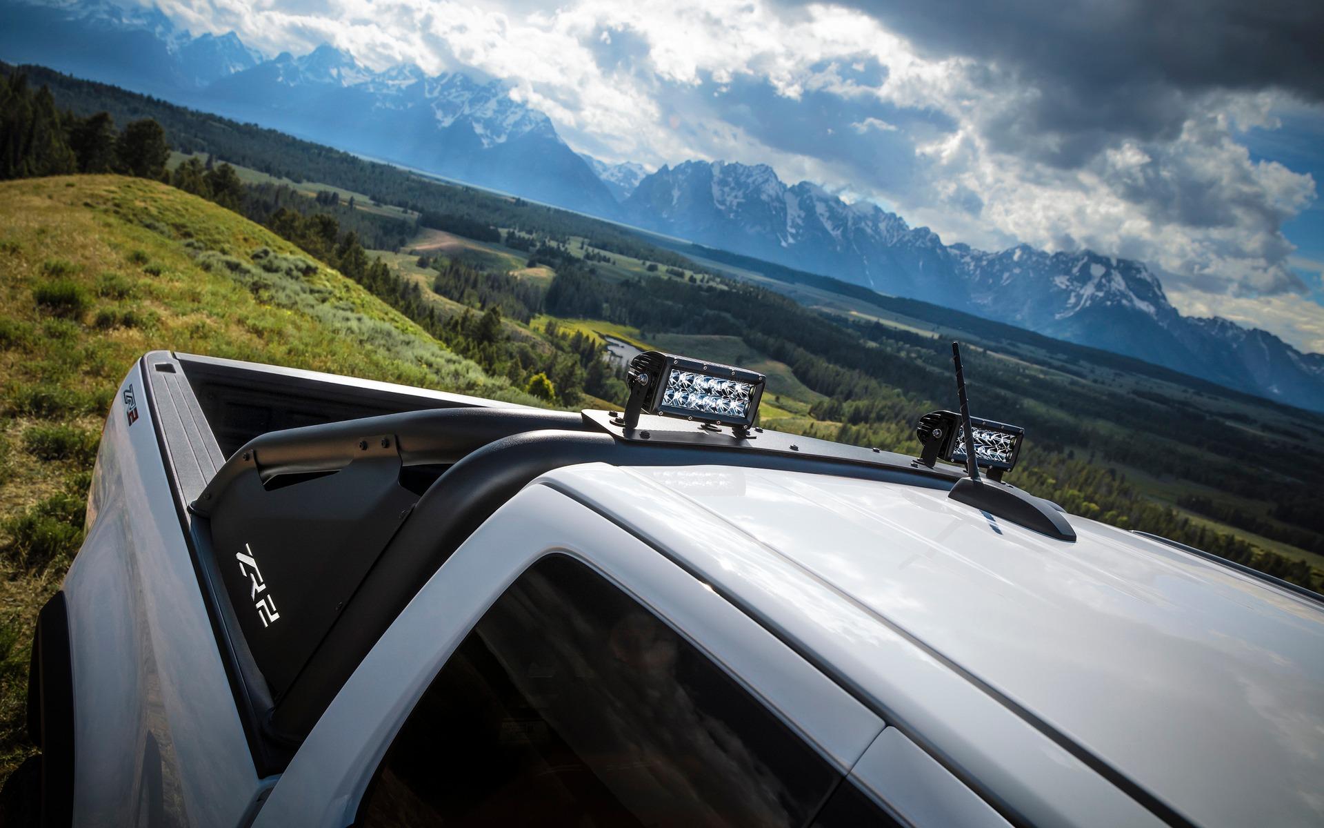 <p>Chevrolet Colorado ZR2 édition Dusk</p>