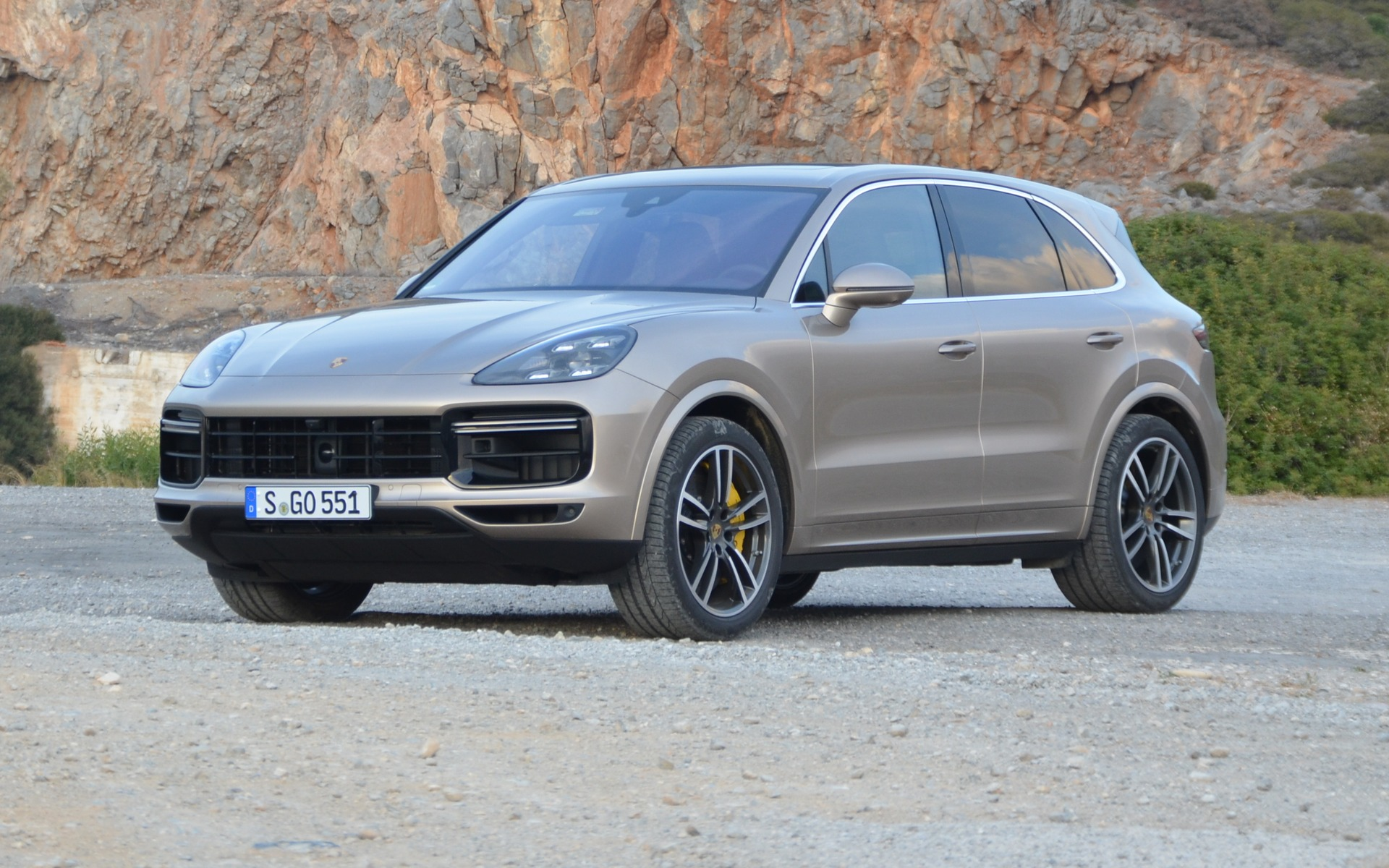2019 porsche cayenne a little bit of panamera a lot of 911