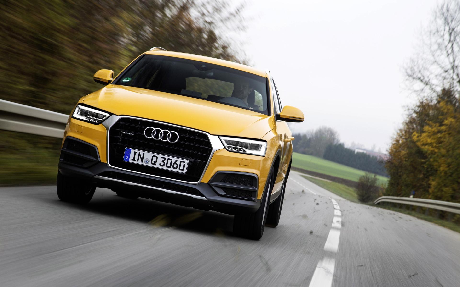 <p>Audi Q3&nbsp;2018</p>