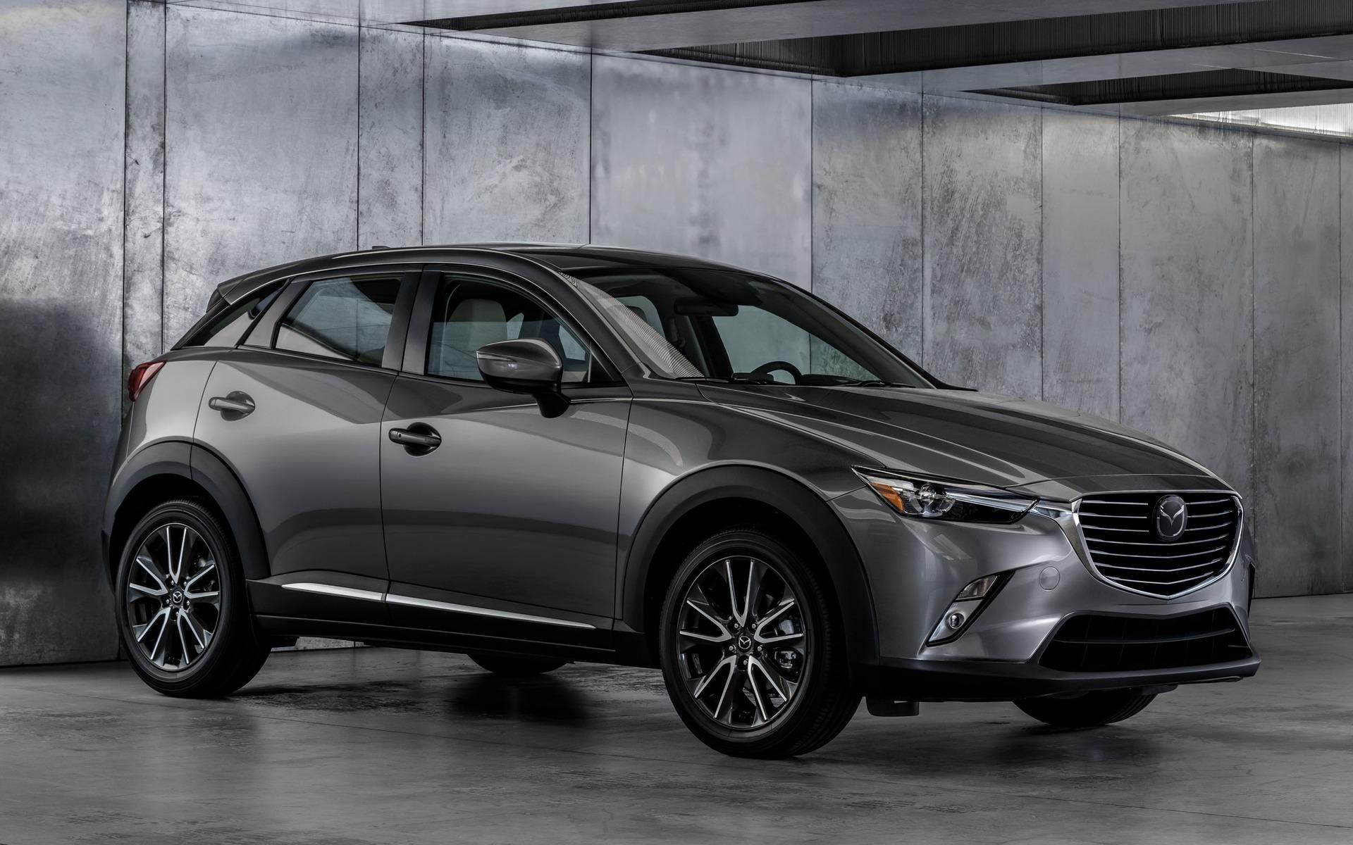 <p>Mazda CX-3&nbsp;2018</p>