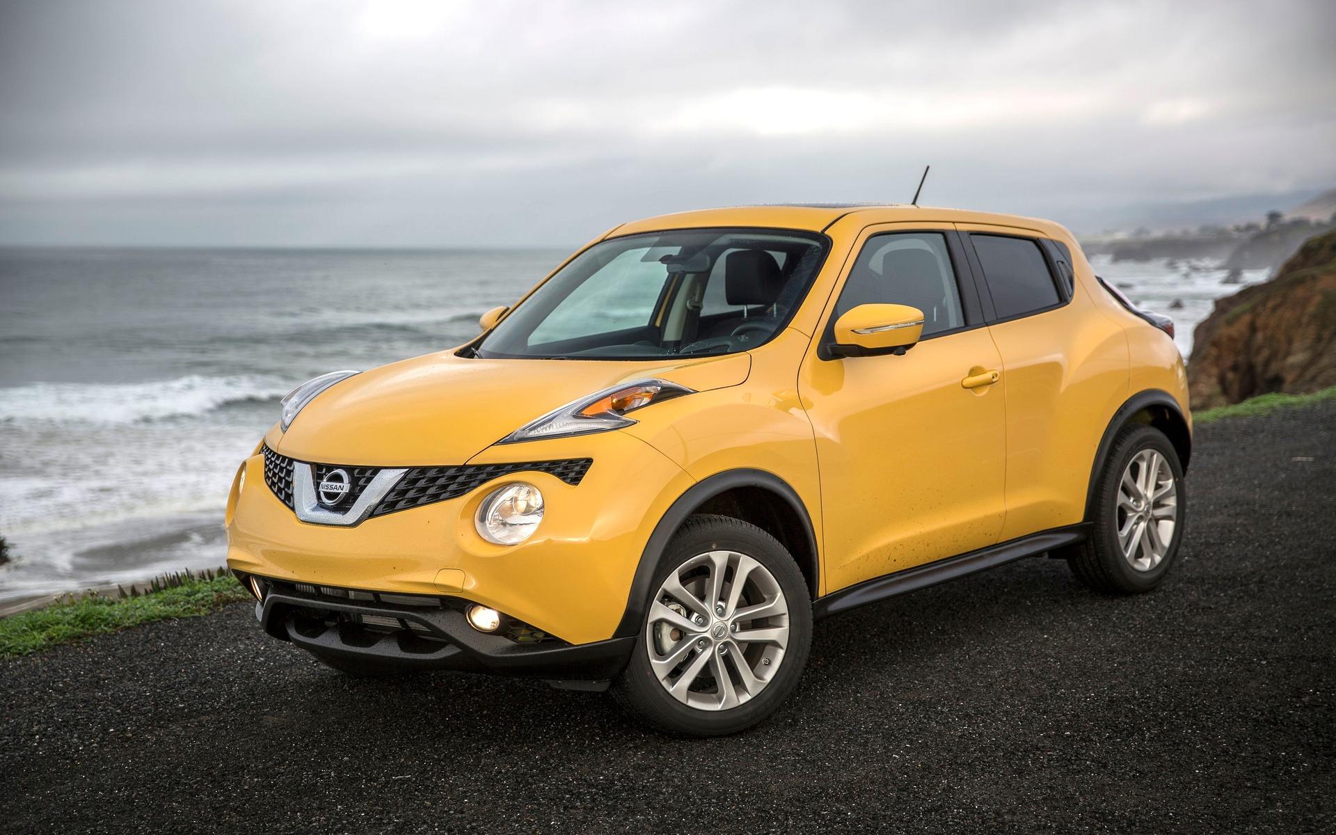 <p>Nissan Juke 2017</p>