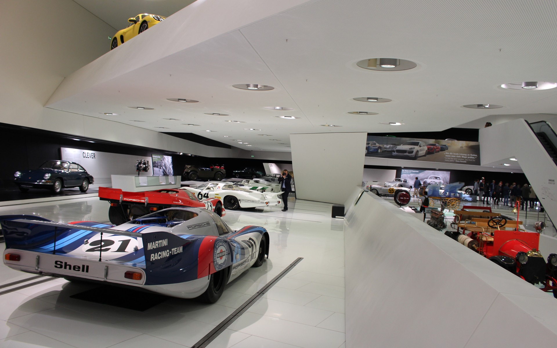 Porsche Museum The Race Cars 1 28