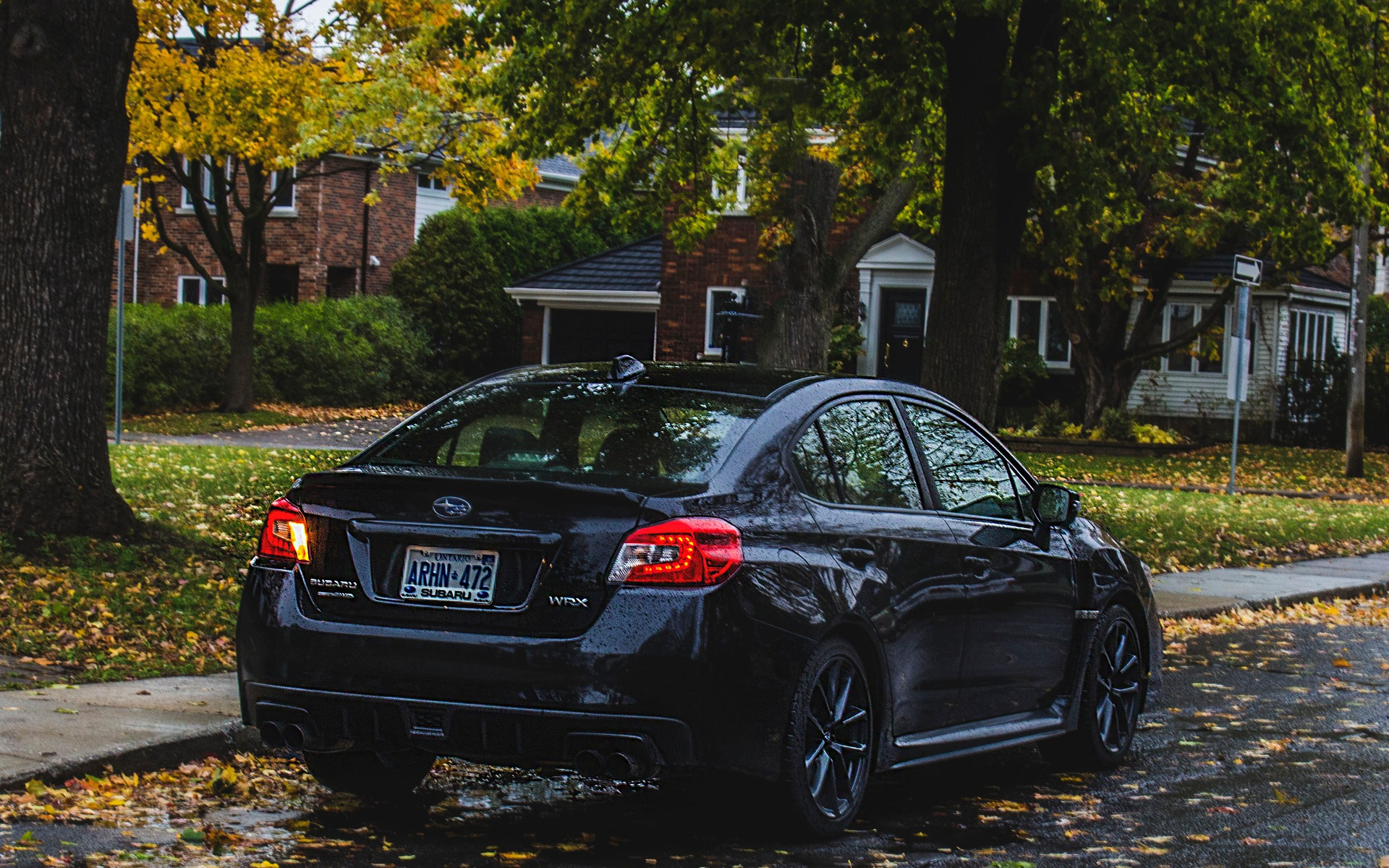 2018 Subaru WRX: With a CVT, it's Weird - The Car Guide