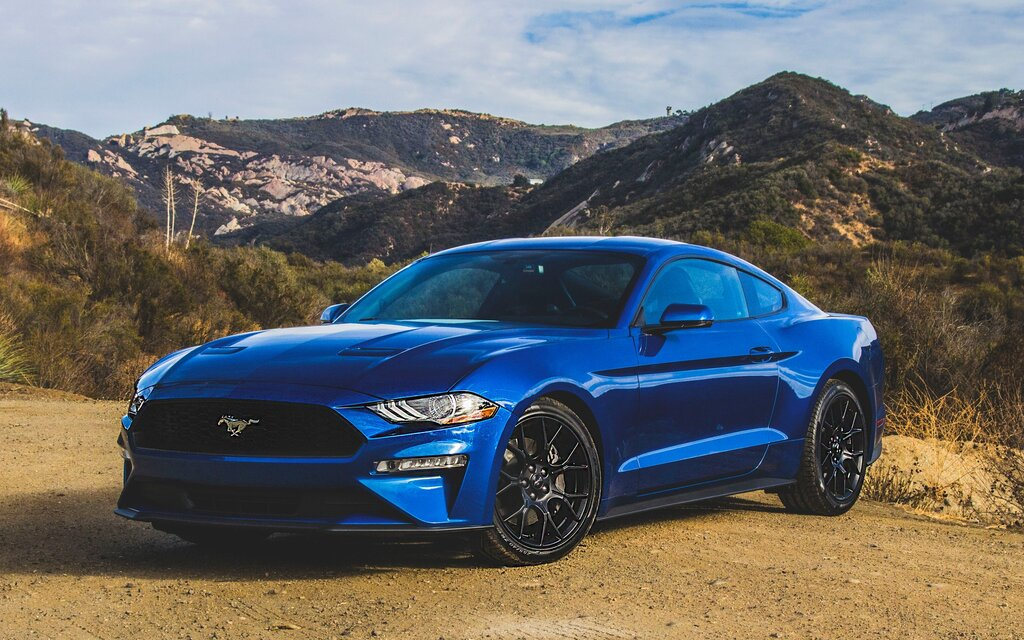 2018 ford mustang preparing for the future the car guide. Black Bedroom Furniture Sets. Home Design Ideas