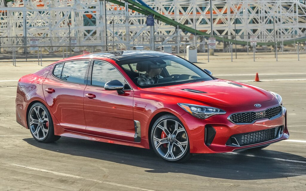 2018 Kia Stinger Entering Uncharted Territory The Car Guide