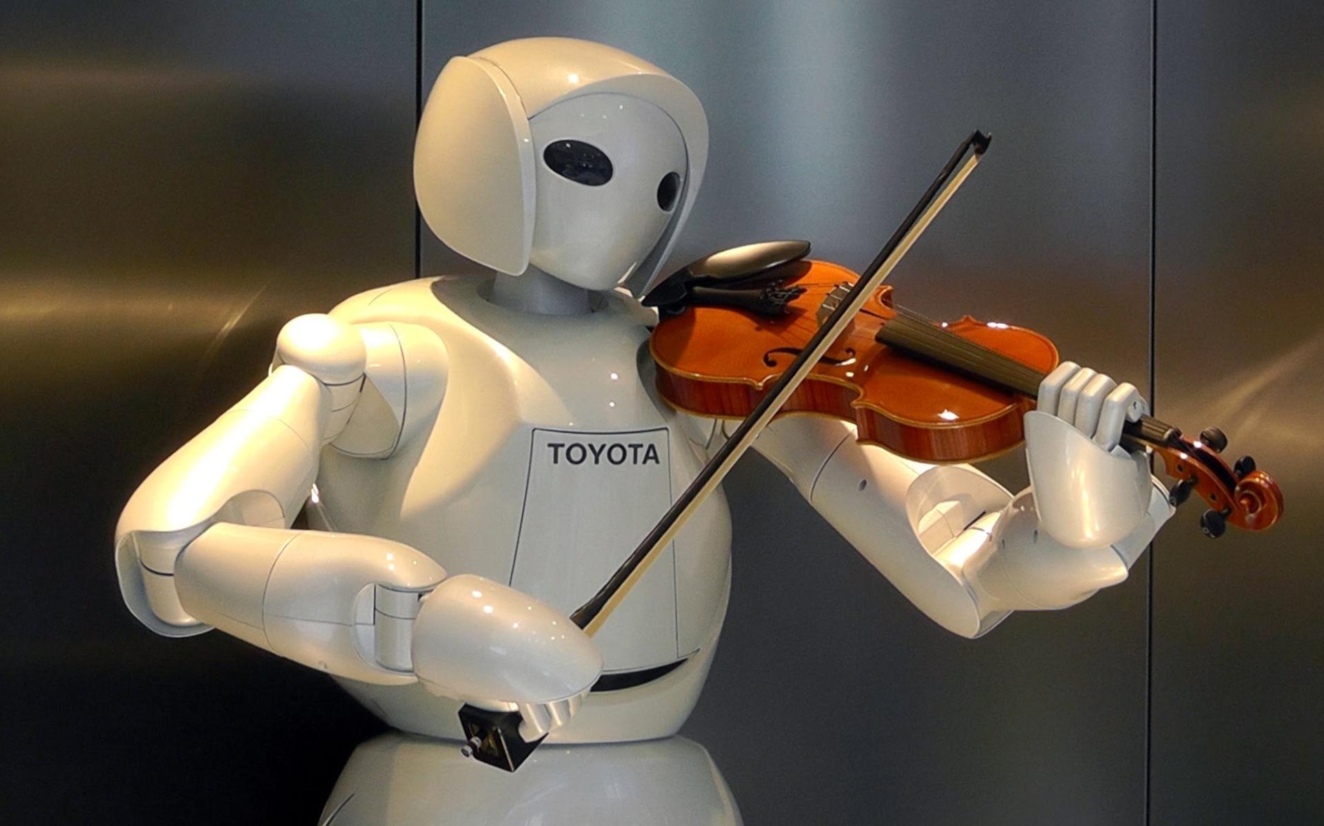 Toyota Unveils Third Generation Humanoid Robot T-HR3 - 3/3