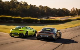 Here S Aston Martin S New Baby The 2019 Vantage The Car Guide