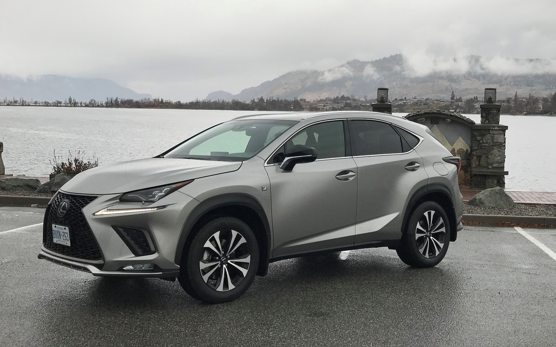 2018 lexus nx  maybe you don u2019t know it as well as you