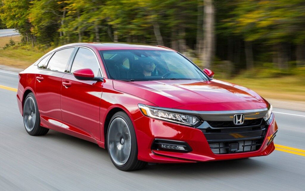 Honda accord the car guide s best new car of the year for for Best honda accord year