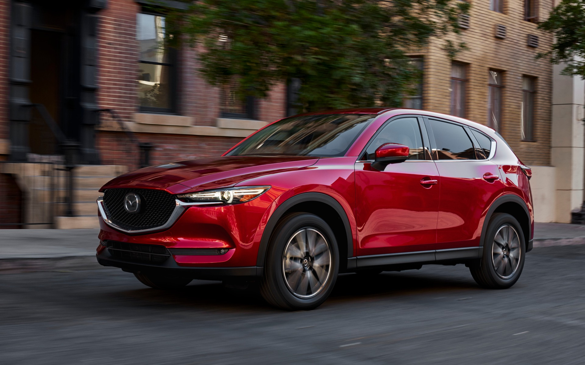 2018 Mazda CX-5: Redesign, Styling, Changes, Price >> 2018 Mazda Cx 5 More Efficient Better Equipped The Car Guide
