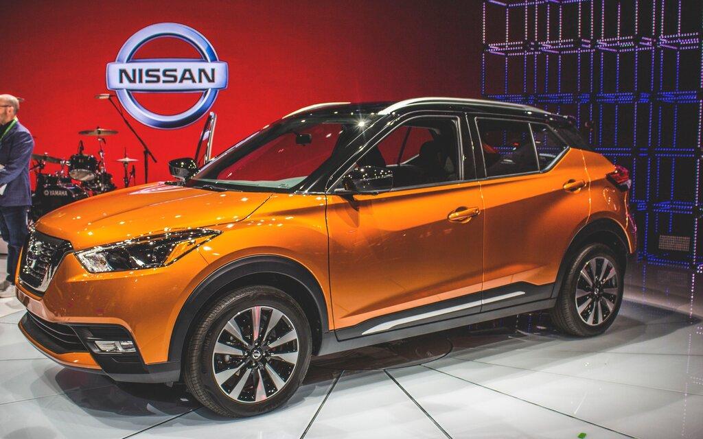 Nissan Kicks 2018 : le nouveau JUKE? - Guide Auto