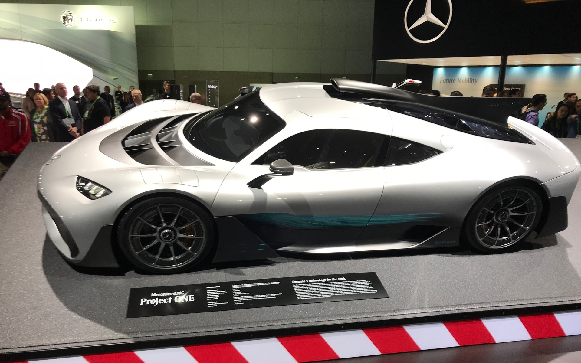 Top Ten Exotics At The Los Angeles Auto Show - Car show in los angeles this weekend