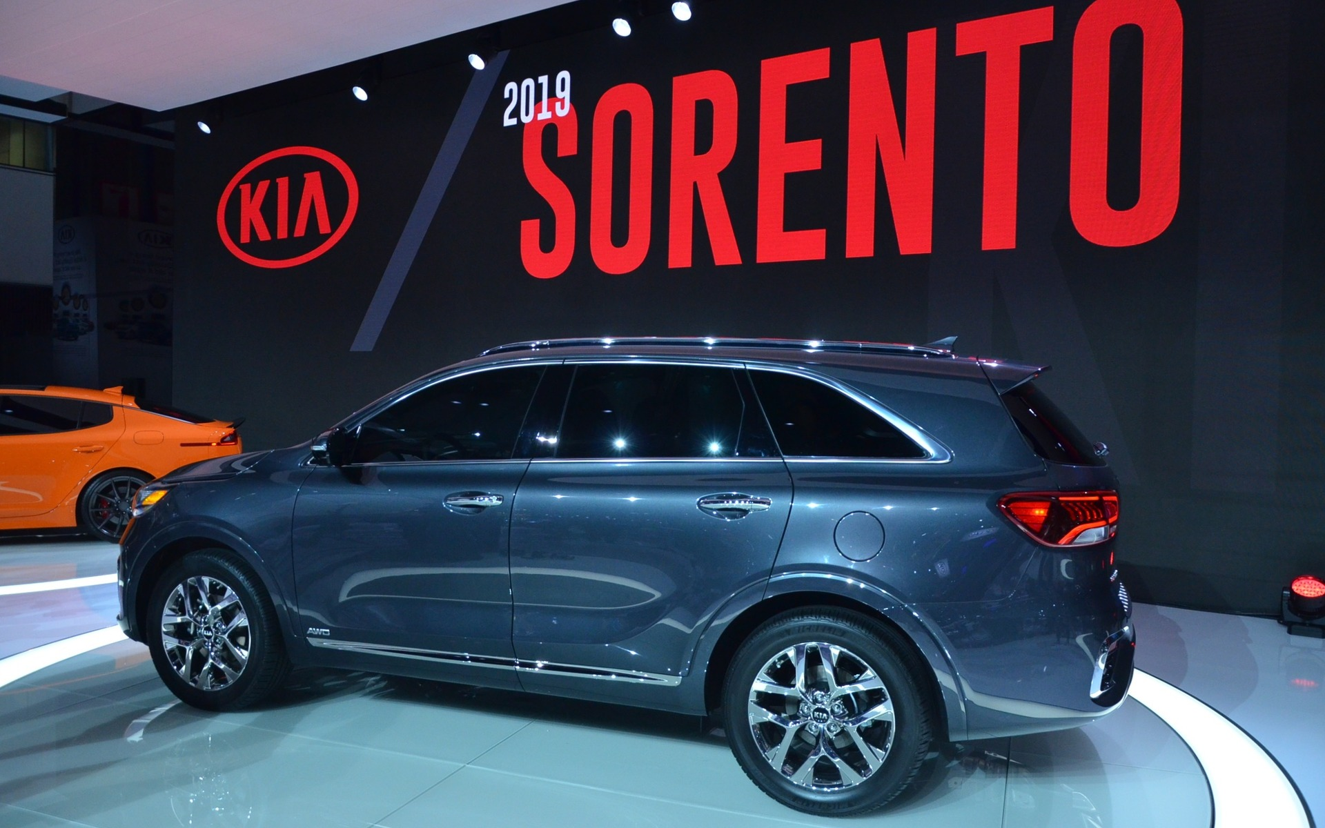 2019 Kia Sorento A Facelift A Revised Cockpit And A Diesel Engine
