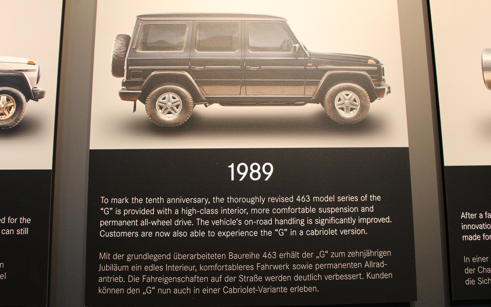 G Mercedes 2019 >> 2019 Mercedes-Benz G-Class: a Major Redesign, 40 Years Later - 11/17