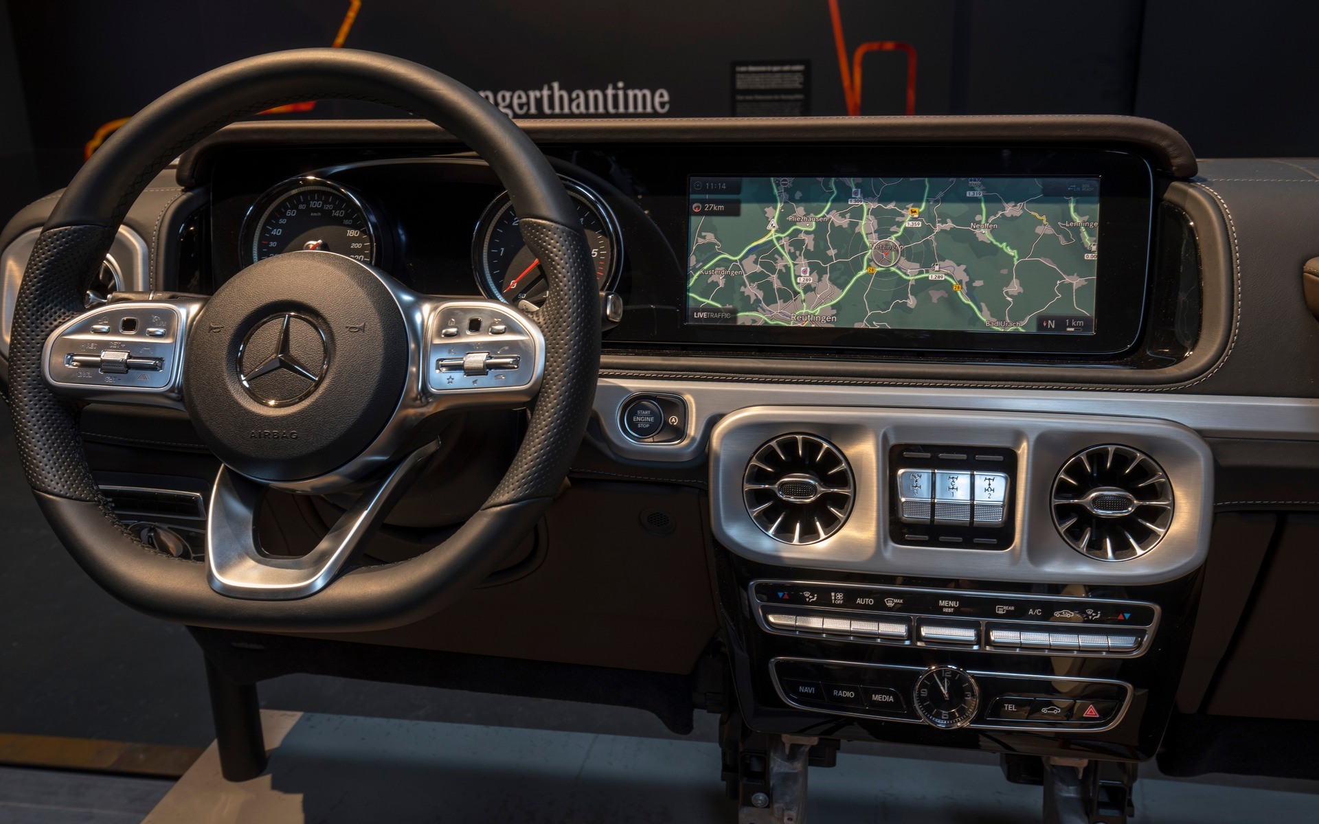 2019 Mercedes Benz G Class A Major Redesign 40 Years Later The Car Guide