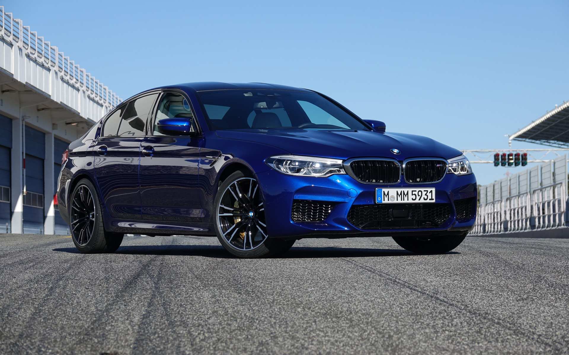 2018 BMW M5: Absolutely Fabulous