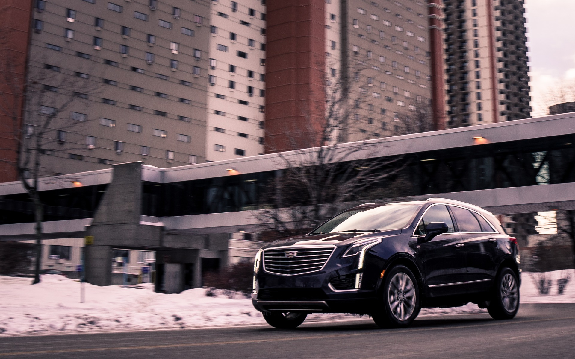 2018 Cadillac XT5: