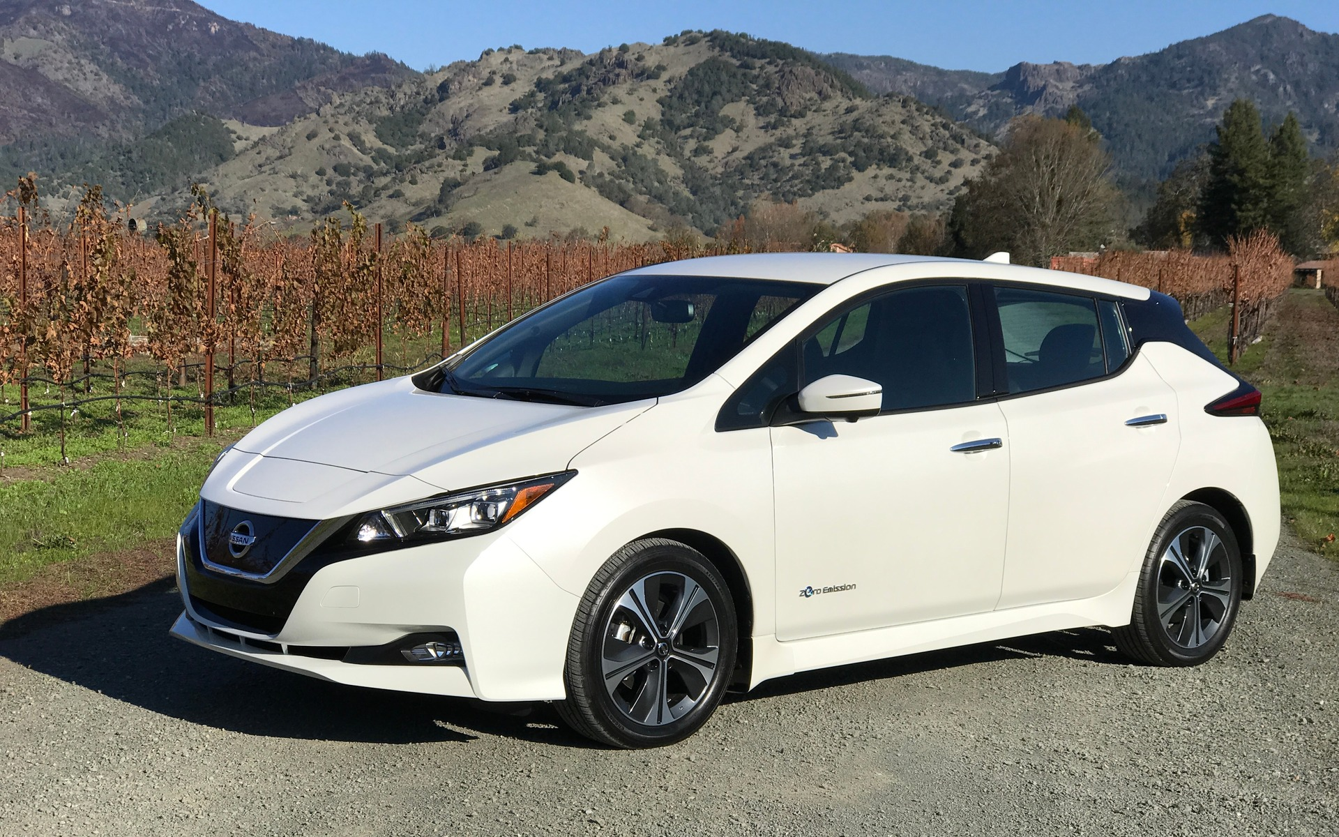 2018 Nissan LEAF: Balancing Price And Range