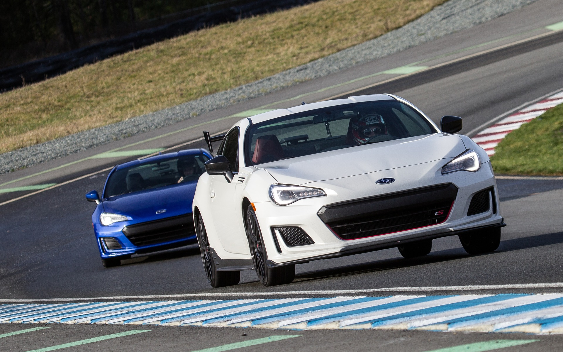 2018 Subaru BRZ tS: Better, Faster and More Exclusive ...