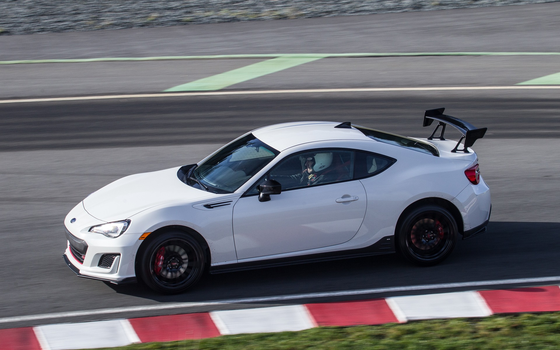 2018 Subaru BRZ tS Better Faster and More Exclusive The Car Guide