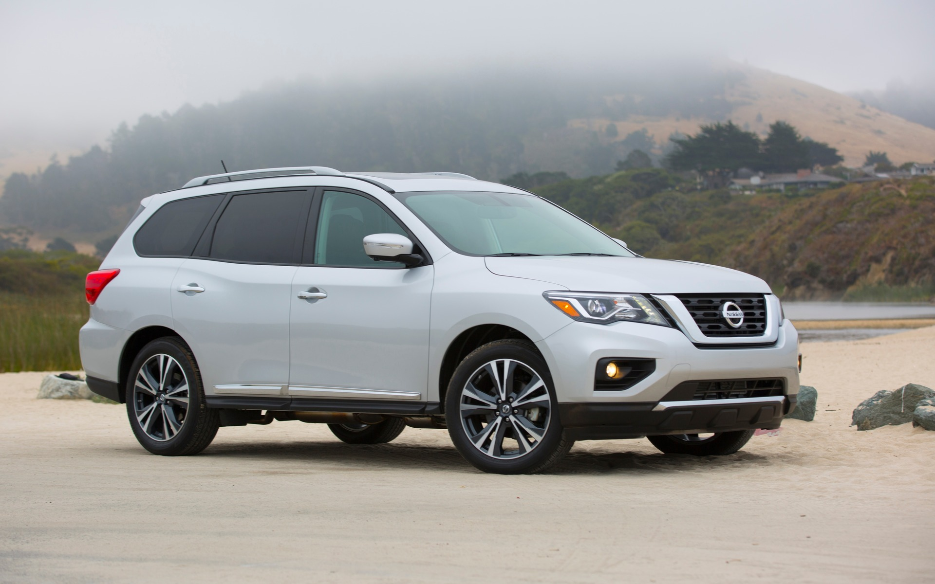 Nissan Pathfinder towing Capacity