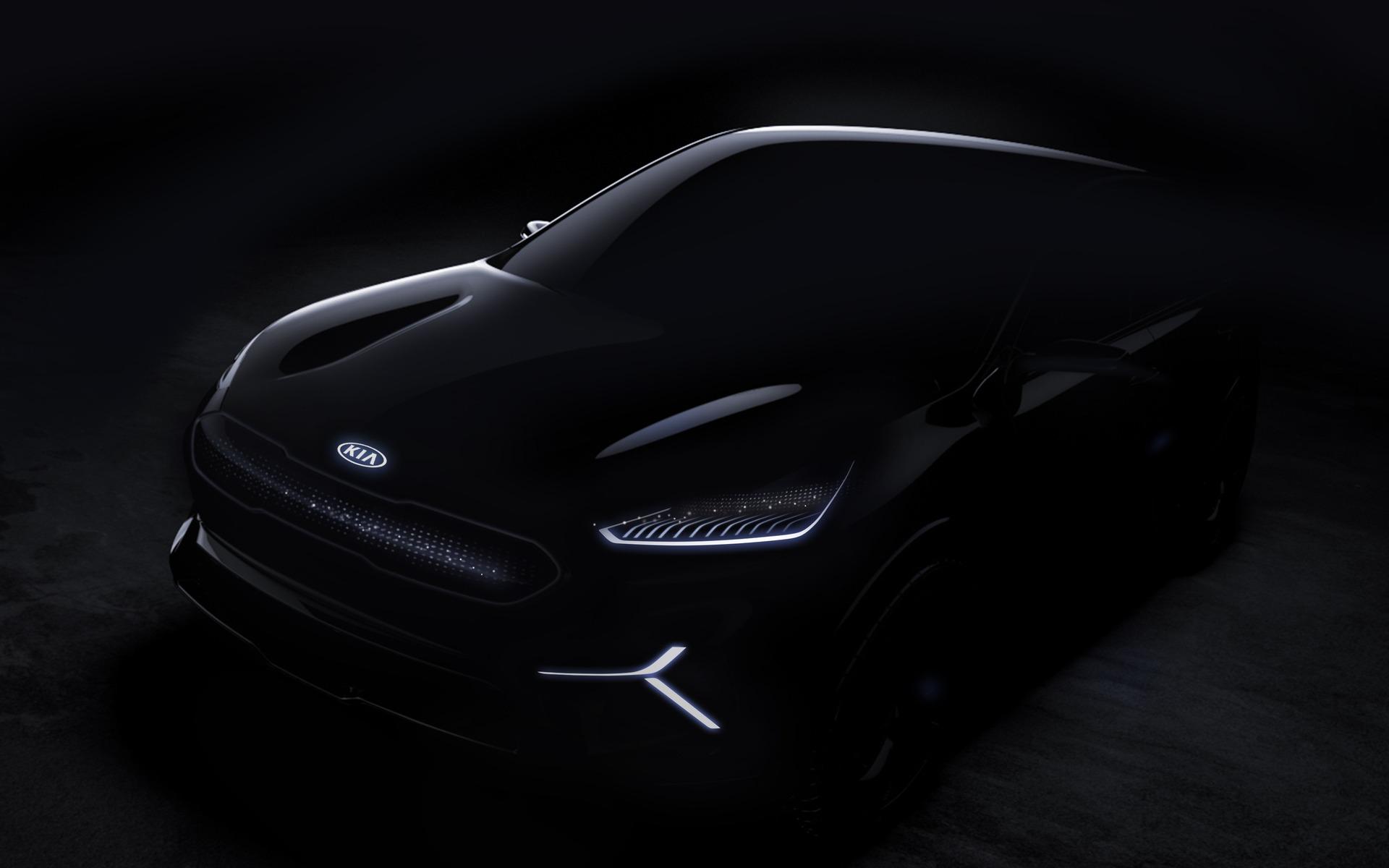 Kia Concept EV