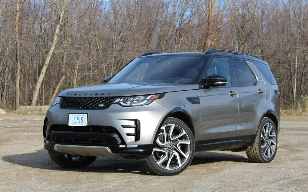 2017 Land Rover Discovery The Heavyweight The Car Guide