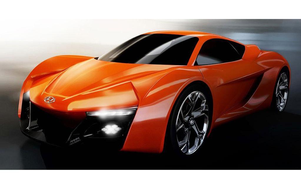 <p>Hyundai PassoCorto Concept</p>