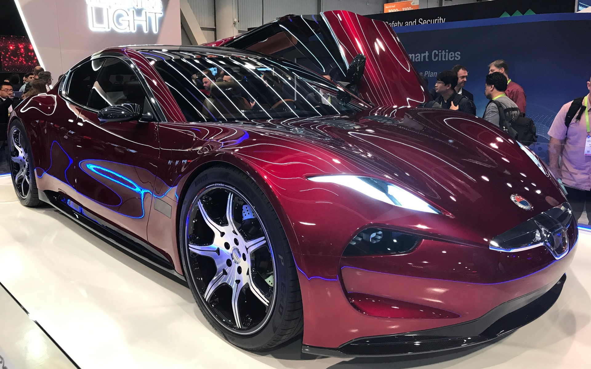 Fisker EMotion 2019