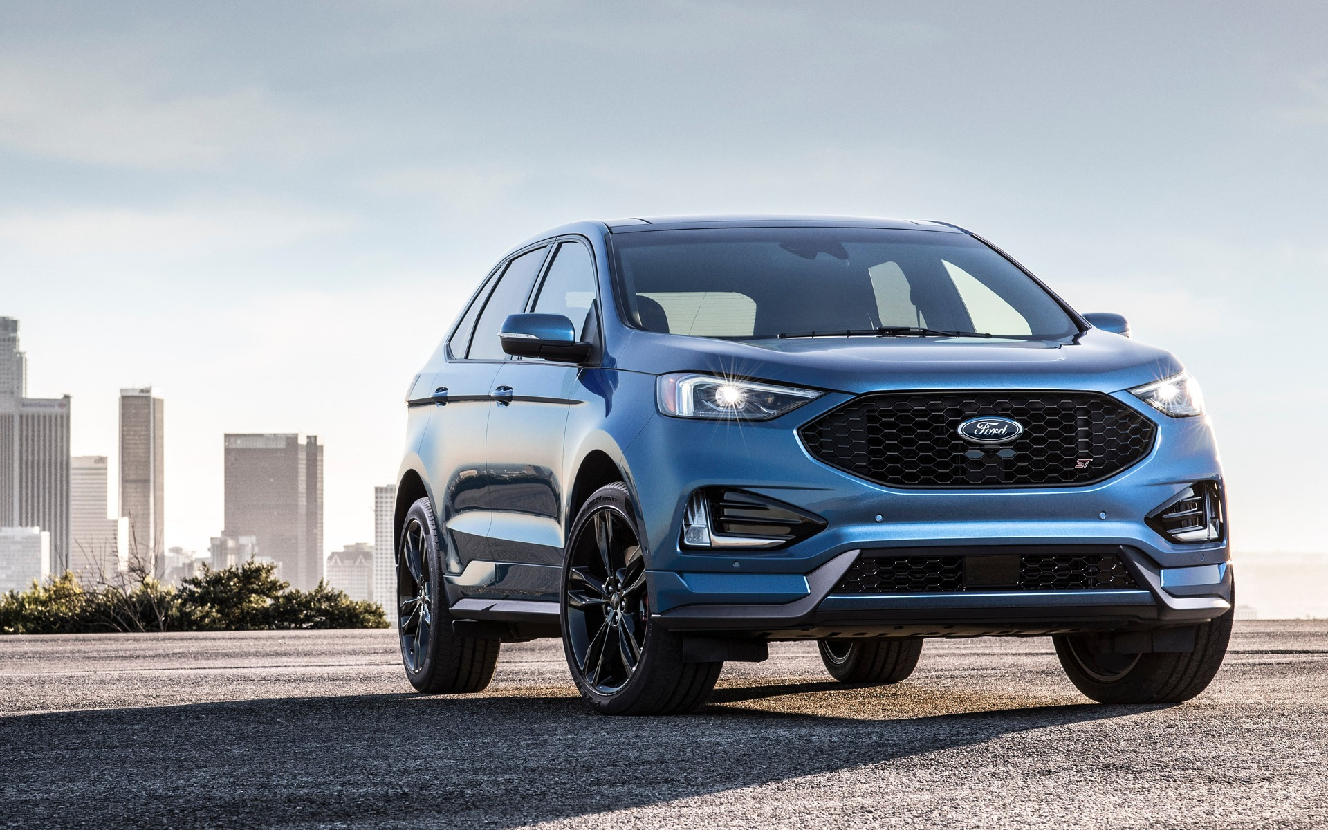 voici le nouveau ford edge 2019 guide auto. Black Bedroom Furniture Sets. Home Design Ideas