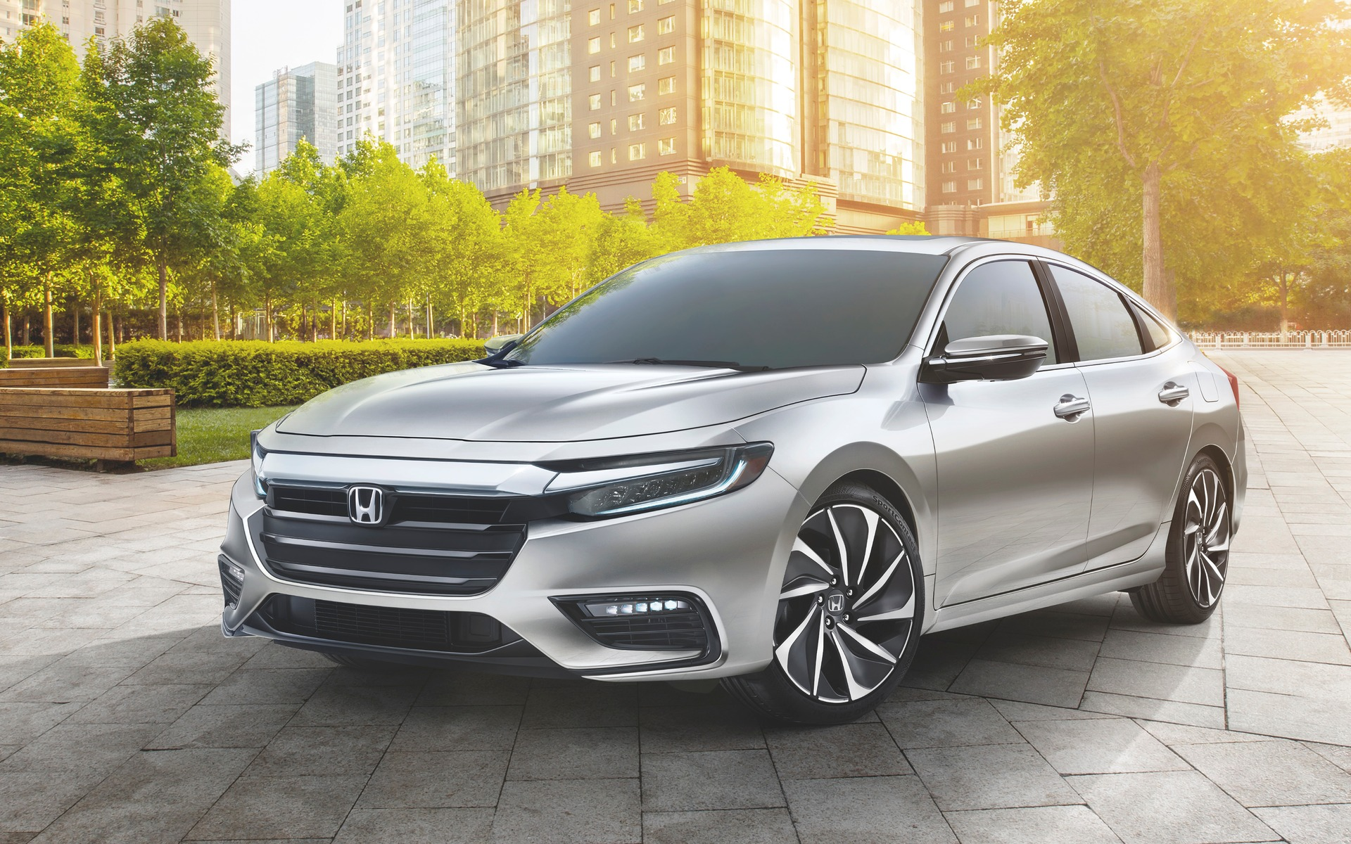 2019 Honda Insight Preview