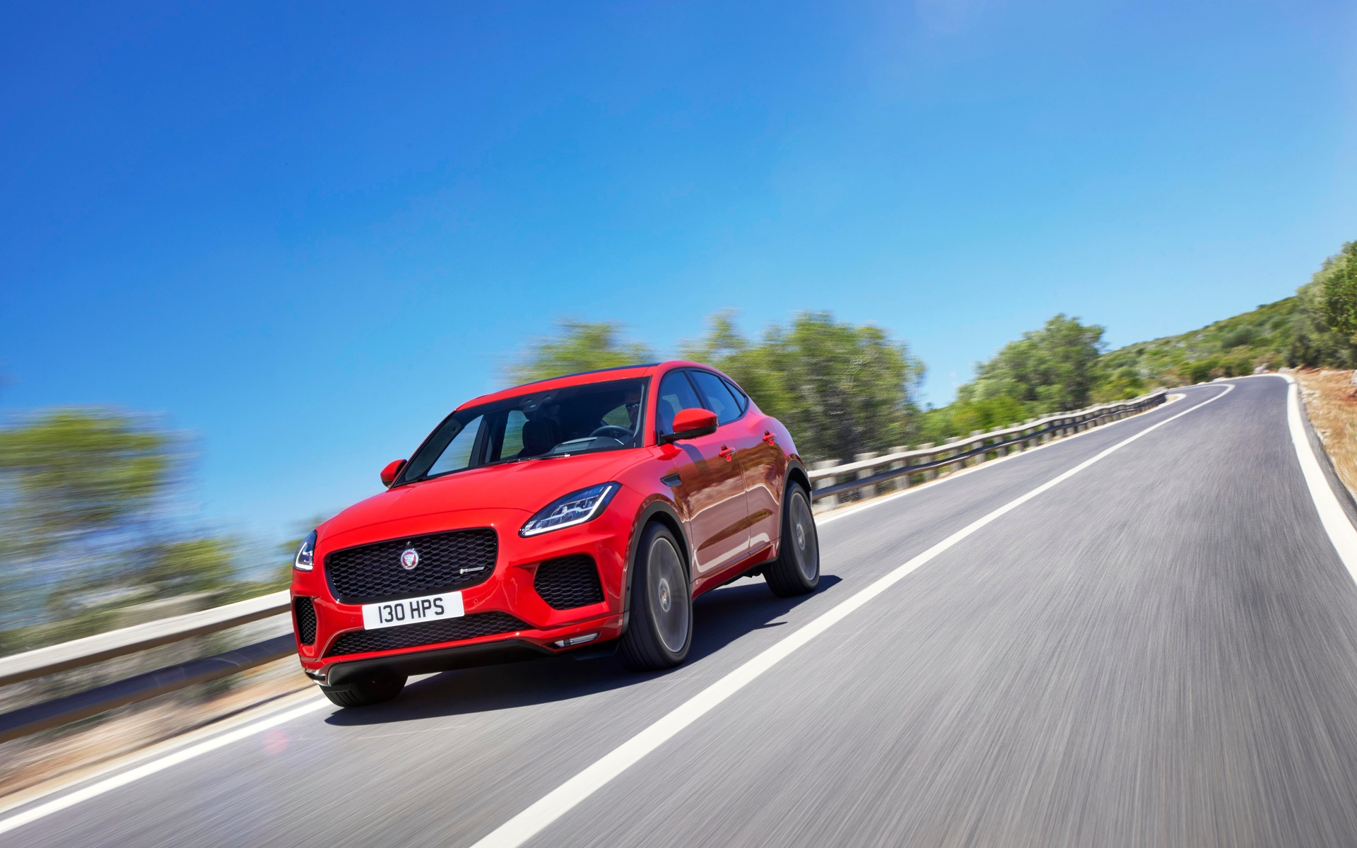 Jaguar Land Rover >> Canadian Premiere: 2018 Jaguar E-PACE Brings Style and Power to the Small SUV Segment - 4/13