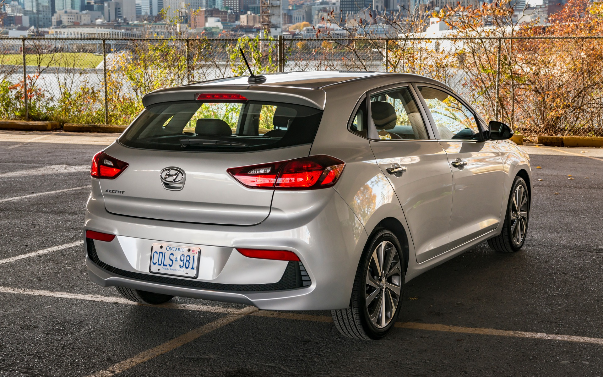 Canadian Premiere 2018 Hyundai Accent 5 Door Is A Go For