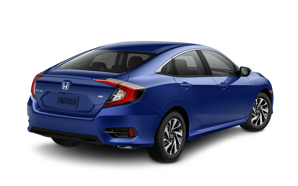 2018 Honda Civic SE: Celebrating 20 Years Of Success